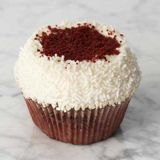 Crumbs Bake Shop Red Velvet Cupcake
