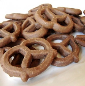 hammonds gourmet chocolate pretzels