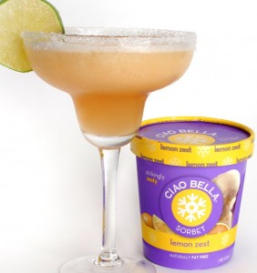 ciao bella peach ginger margarita recipe