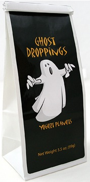 Ghost Droppings halloween candy on candy.com