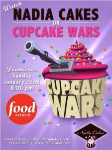 Nadia Cakes Cupcake Wars The Food Network