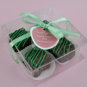 Sweet Lydia's S'more Truffles St.Patrick's Day