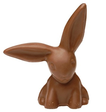 Floppy Ear Chocolate Easter Bunny Hammonds Candies