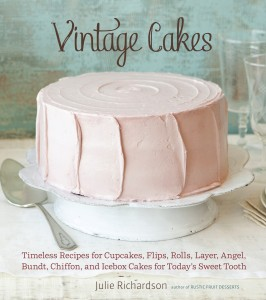 Vintage Cakes Cookbook Sugar Loco