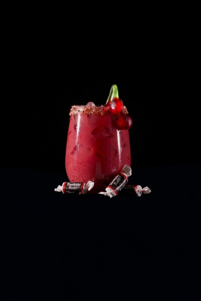 Cherry Tootsie Pop Cocktail Recipe Sugar Loco