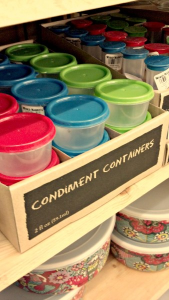 Condiment Containers from World Market