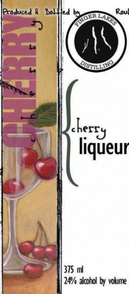 Finger Lakes Distilling Cherry Liqueur