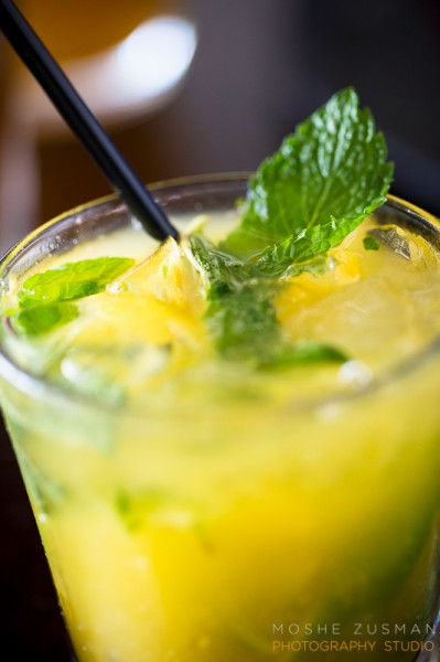 Passionfruit Lychee Mojito