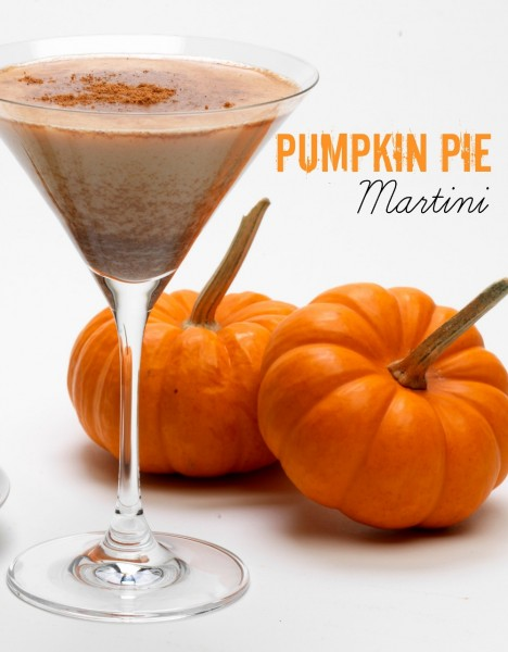 Pumpkin Punch With Cinnamon-Infused Rum Recipe — Dishmaps