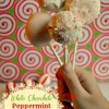 White Chocolate Peppermint Cake Pops