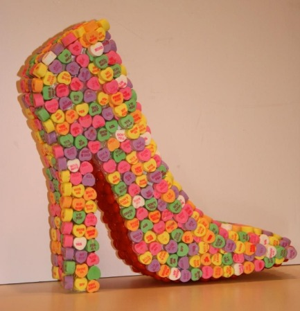 Covered In Candy - High Heels