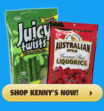 Post image for Australian Style Liquorice by Kenny's Candy @WileyWallaby8