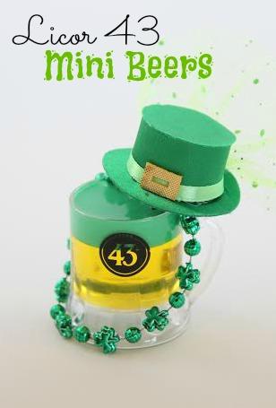 Post image for How Many Mini Beers Can One Drink On Saint Paddy's Day  @Licor43USA