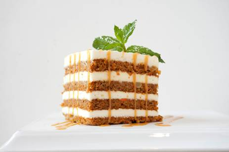 Eddie Merlot's 4 Layered Carrot Cake Recipe – Just in time for Easter @eddiemerlots