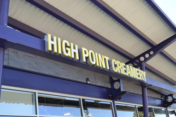 High Point Creamery: Ice Cream Elevated