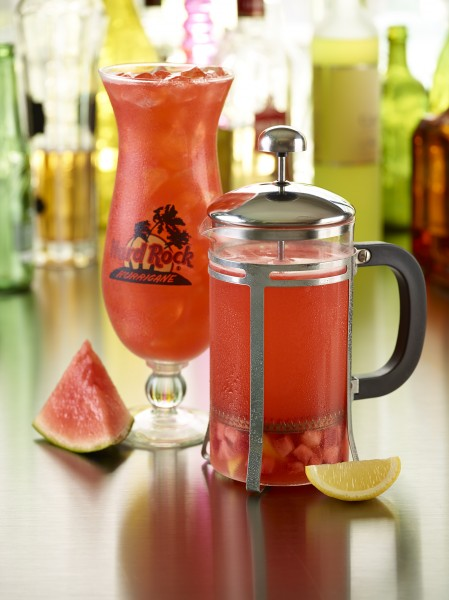 Watermelon Wave Press from @HardRock Cafe!!!