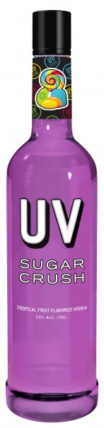 UV Sugar Crush – Candy Flavored Vodka!!!