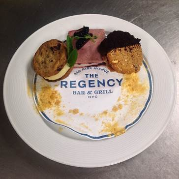 Tasty Ice Cream Sandwich Trio from Loews Regency !