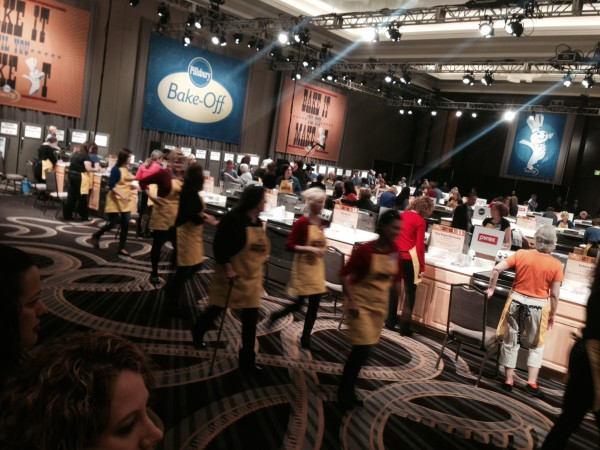 47th Pillsbury Bake-Off, Worth $1Million!