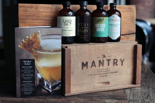 New Craft Cocktail Kickstarter From Our Friends @Mantry !!!!!