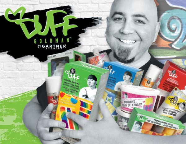 New Seasonal Duff Goldman by Gartner Studios Cake and Cookie Mixes Come Ho-Ho-Home for the Holidays!!!