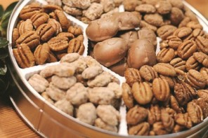 We're Nuts over these pecans from pearson farm!!