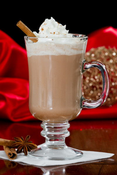 Harvest Hot Chocolate