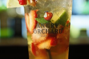 Start thinking about the superbowl with these cider-infused recipes from Angry Orchard!