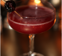 Enjoy this berry sweet cocktail in honor of Elvis Presley's birthday!!!