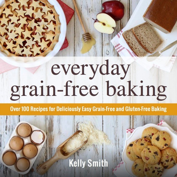 Book Cover EverydayGrainFreeBaking copy
