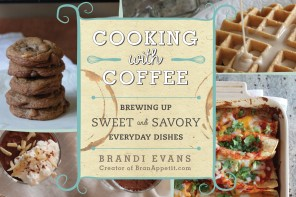 Recipes from Cooking with Coffee!