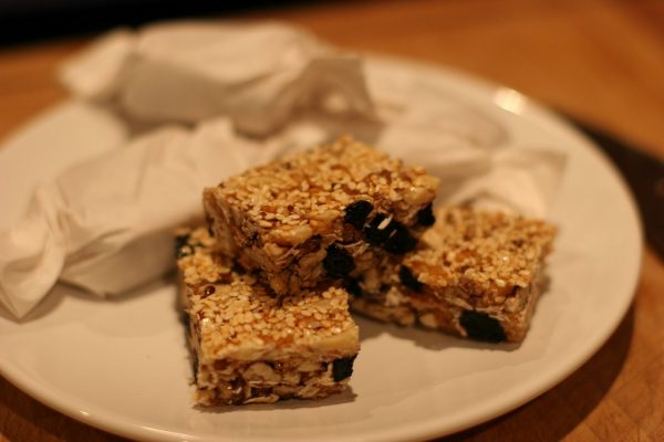Homemade Energy Bar