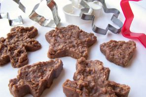 Two Ways to Make No-Bake Cookies