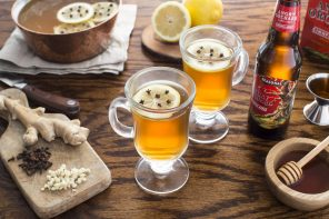 Hot Toddy Recipe – Angry Orchard Style